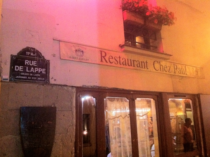 Chez Paul 01