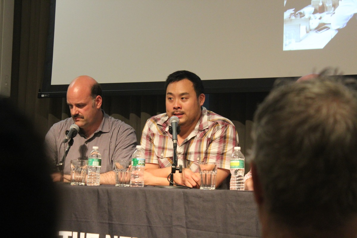 Dining + Design: A Conversation with Chef David Chang and Designer Anwar Mekhayech