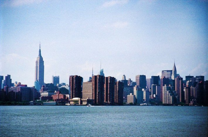 View of Manhattan from Brooklyn