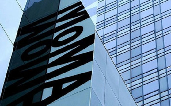 The MOMA is free to all New School students