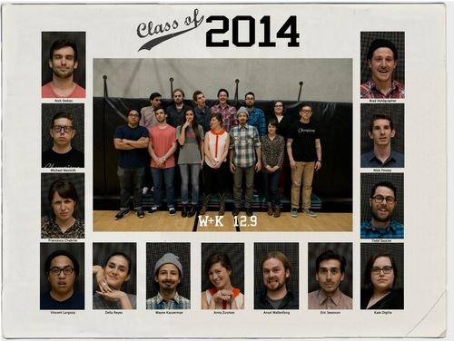 W+K 12 Class of 2014
