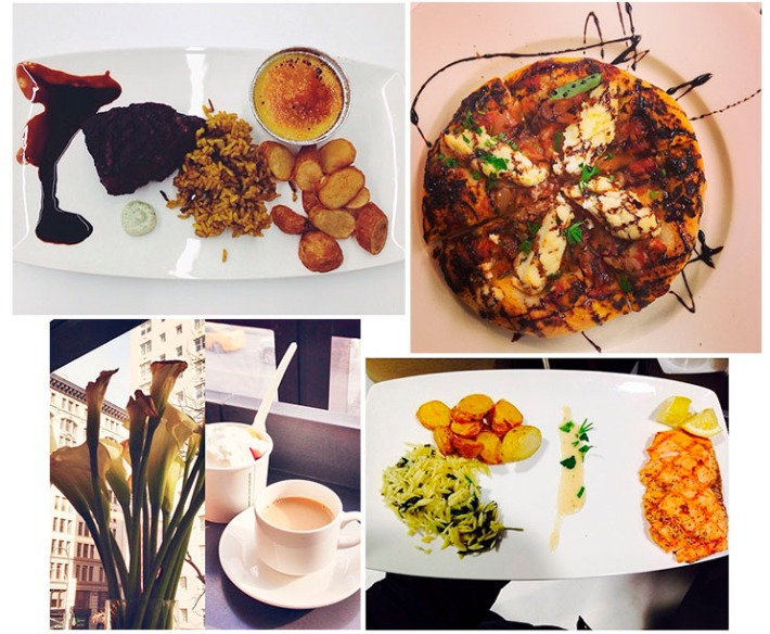 Who Instagrams cafeteria food? Oh, yup that's right, we do!