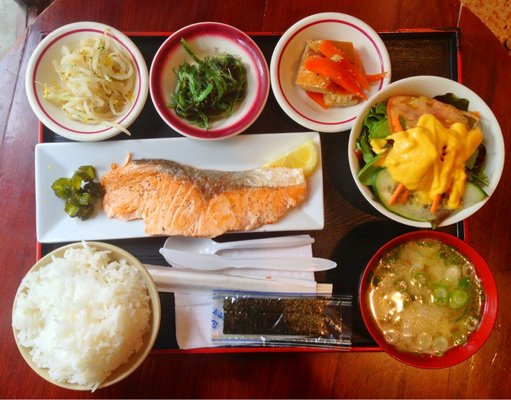 Panya's massive Japanese breakfast will only cost you about $10!