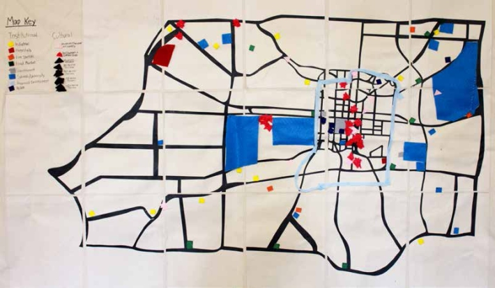 city mapping